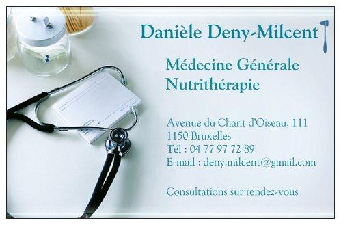 Docteur Danile Deny Milcent